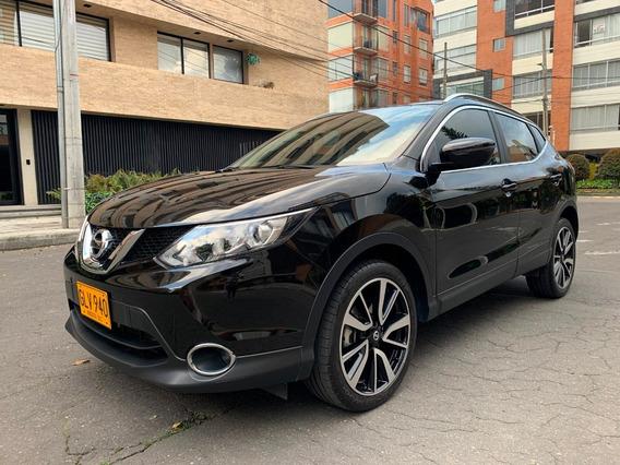 Nissan Qashqai Exclusive 2.0 4wd 2017 Único Dueño 6.145 Km