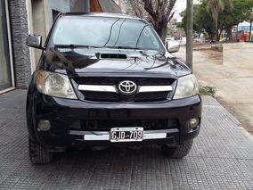 Toyota Hilux 2007 Srv 3.0 Tdi Cabina Doble 4x4