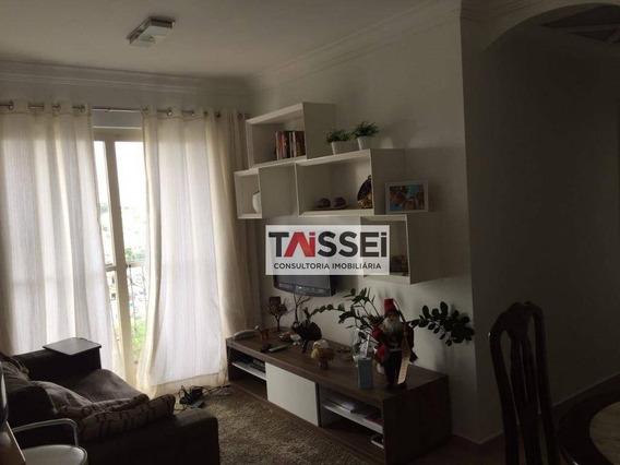 Apartamento Com 2 Dormitórios À Venda, 55 M² Por R$ 370.000 - Jabaquara - São Paulo/sp - Ap4601
