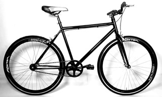 Bicicleta Fixie Rodado 28 Ruta Urbana Paseo Gm Store