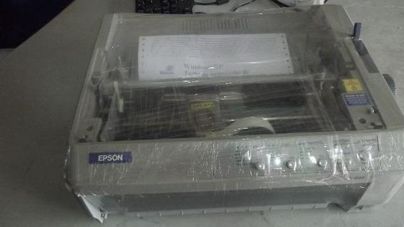 Impressora Matricial Epson Fx-890 Usada (45 Vendidos)