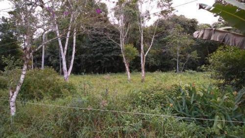 Terreno Escriturado, 1.000m2, 200mts Asfatalto - Facilita Pg