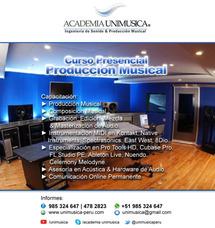 Clases Particulares De Produccion Musical