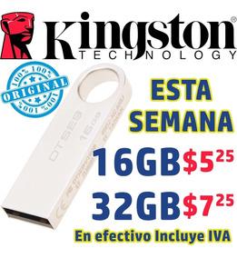 Pendrive Kingston Metálico Dtse9h 16gb Usb2 Flash Memory Usb