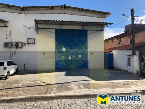 Imagem 1 de 6 de Alugue Galpão Com 450 M² Em Piedade, Próximo Ao Shopping Guararapes - Ga-0529