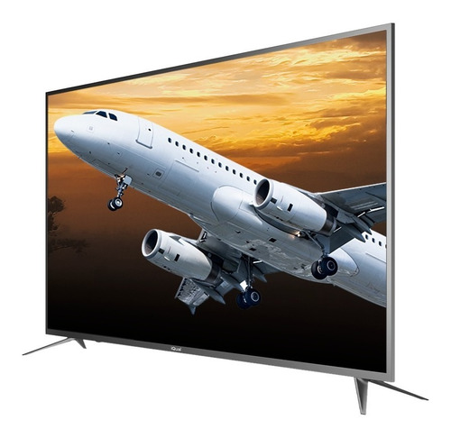 Smart Tv 4k Led 65 Pulgadas Iqual Q65 Uhd Wifi Netflix Cuota