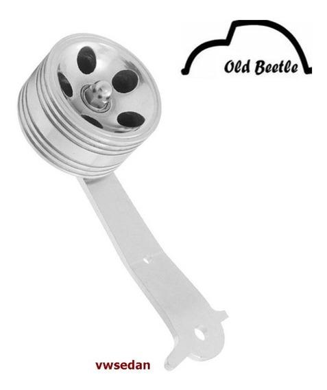 Pedal Acelerador Roller Aluminio Billet Vw Fusca Modelo Empi