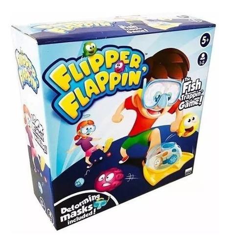 Juguete Flipper Flappin Shine Atrapa Los Peces Original