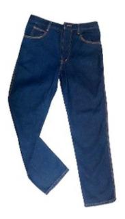 Jeans Pantalon 3 Costuras Uniforme Industrial 30 Al 40