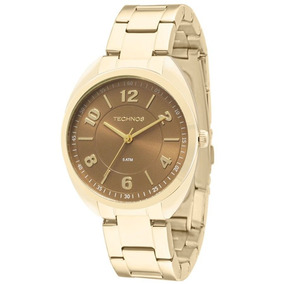 Relógio Technos Feminino Elegance Dress 2035mcf/4m