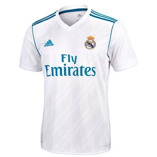 Camisa Real Madrid Home 2017/2018
