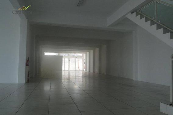 Salão Para Alugar, 900 M² Por R$ 7.000/mês - Vila Pinheiro - Mogi Guaçu/sp - Sl0052
