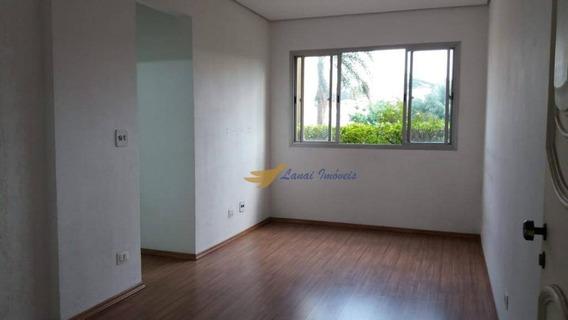 Apartamento Com 2 Dormitórios À Venda, 60 M² Por R$ 225.000 - Butantã - São Paulo/sp - Ap2895