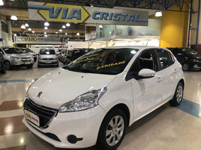 Peugeot 208 1.5 Active 8v Flex 2014