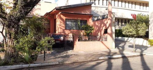 Casa À Venda, 80 M² Por R$ 450.000,00 - Vila Caminho Do Mar - São Bernardo Do Campo/sp - Ca0289