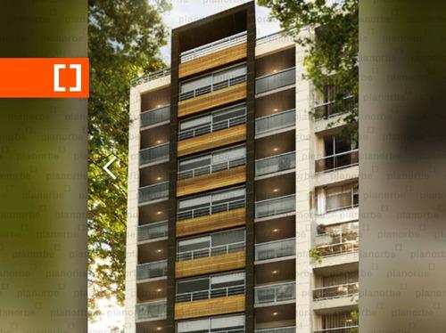 Venta De Apartamento Obra Construcción Monoambiente En Pocitos, Marina W Unidad 1003