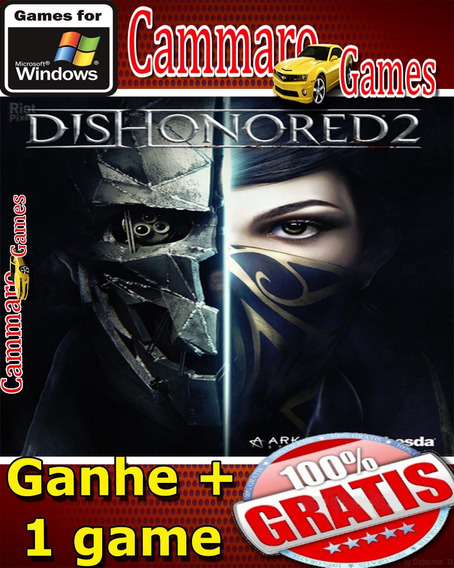 Dishonored 2 + 3 Games