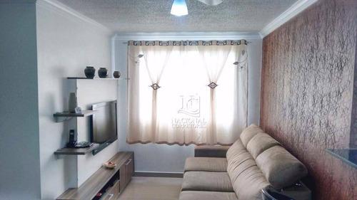 Apartamento Residencial À Venda, Parque São Vicente, Mauá. - Ap5274
