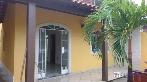 Imagem 1 de 21 de Casa Com 2 Dormitórios À Venda, 80 M² Por R$ 250.000,00 - Campo Grande - Rio De Janeiro/rj - Ca1530