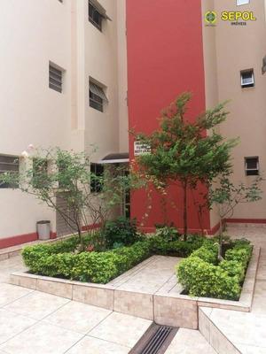 Apartamento Com 2 Dormitórios À Venda Por R$ 220.000 - Vila Carmosina - São Paulo/sp - Ap0436