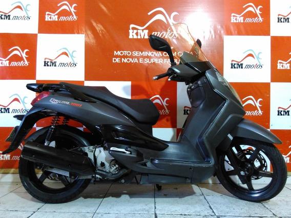 Dafra Citycom 300 Preta 2012