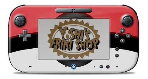 Skin Para Control Wii U Protector Cubre Gamepad
