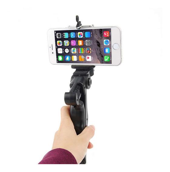 Stedicam Estabilizador De Mão E Mini Tripe Celulares - Vlog
