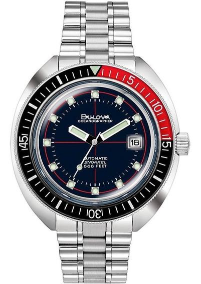 Reloj Bulova Oceanographer Devil Diver Original 98b320