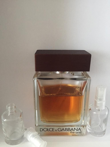 The One Edt Masculino Decant 10ml