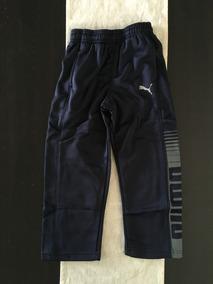 Pantalon Buzo Puma Original Niño