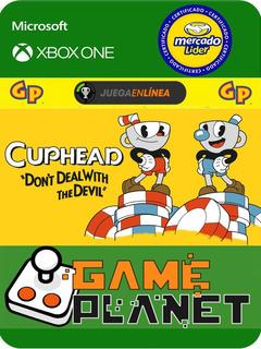 Cuphead - Xbox One - Modo Local + En Linea