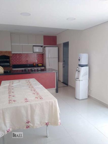 Casa De Condomínio Com 2 Dorms, Condomínio Residencial Parque Da Liberdade V, São José Do Rio Preto - R$ 229.000,00, 90m² - Codigo: 3715 - V3715