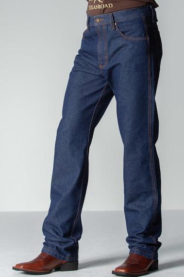 Calca Jeans Masculina Tradicional-road Fit