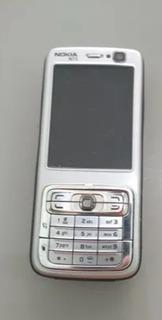 Celular Nokia N73 Para Retirar Peças