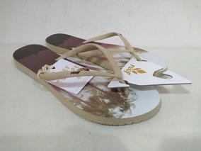 a6b37ce3f Chinelo Feminino Reef Escape Surf Verao Sandália Original