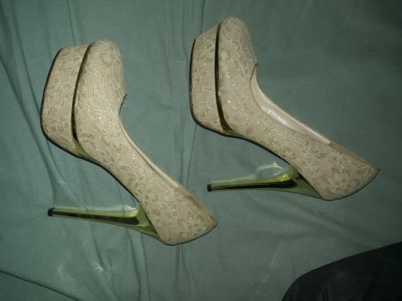 Zapatos De Fiesta N39