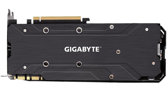 Placa De Vídeo Geforce Gtx 1070 G1 Gaming 8gb Gddr5 256bits