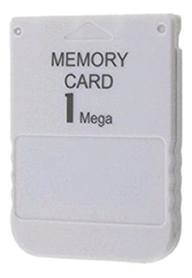 Memory Card Ps1 Psone Psx Playstation Novo Lacrado