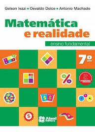 Livro Matemática E Realidade: Ensino Gelson Iezzi, Osva