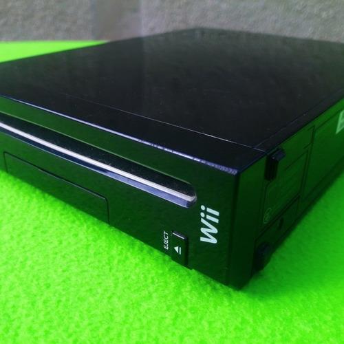 Nintendo Wii Con 13 Juegos Digitales (solo Consola)