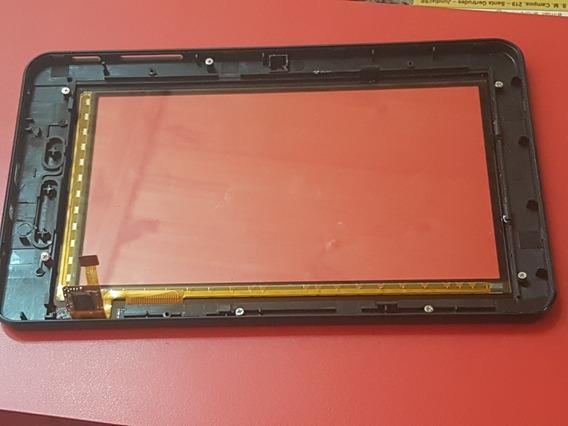 Carcaça E Touch Original Do Tablet Phaser Kinno Plus
