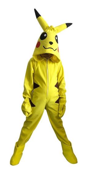 Disfraz Pikachu Niño Pokemon