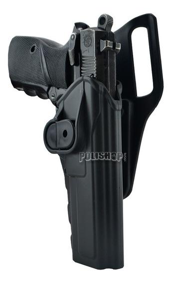 Funda Pistolera Táctica Nivel 2 Pistola Browning Hi Power 9