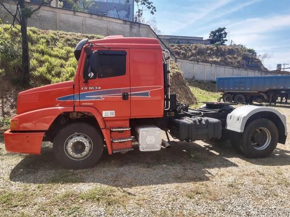 Mercedes-benz 1634 4x2 Ano 2008/2008(4 Unidades)