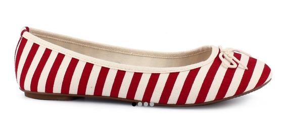 Flats Tropicana Marineros Zapato Textil Casual 241/2