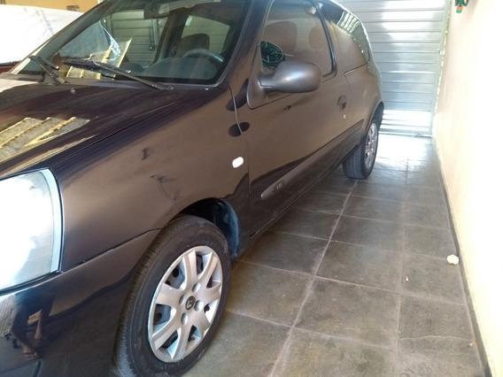 Clio 1.0 8v Authentique 3p 2006