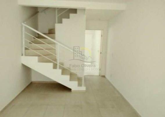 Sobrado De Condomínio Com 2 Dorms, Esplanada Dos Barreiros, São Vicente - R$ 1.2 Mil, Cod: 1683 - V1683