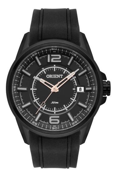 Relógio Orient Masculino Mpsp1011 P2px Preto Aço Oferta