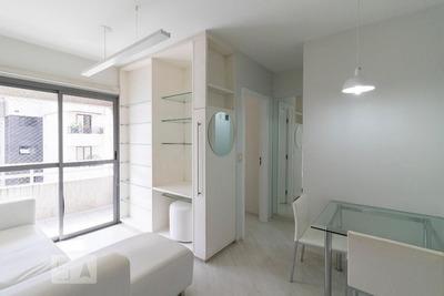Apartamento No 15º Andar Mobiliado Com 1 Dormitório - Id: 892917586 - 217586