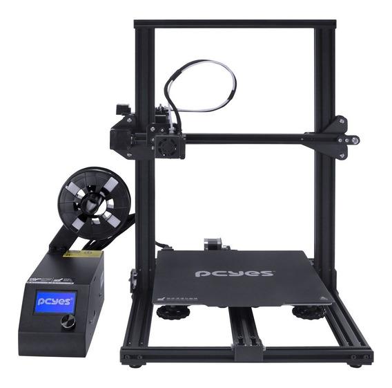 Impressora 3d Pcyes Faber 10 + 1 Rolo De Filamento Pla